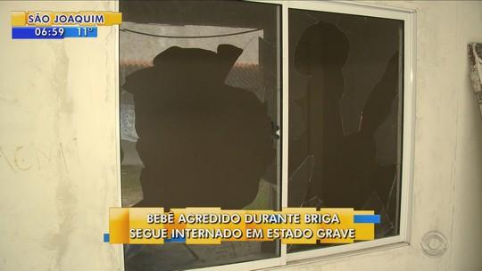 Suspeito de ferir criança com madeira tem prisão decretada em Joinville