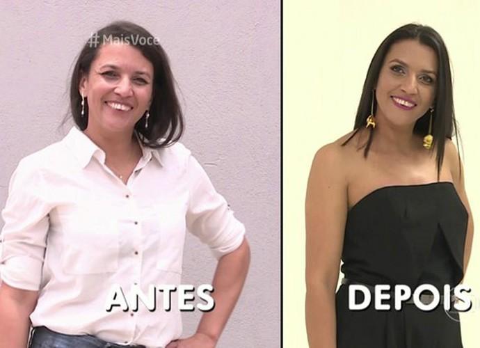 Confira a transformação de Elizângela (Foto: Gshow)