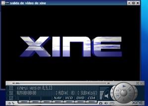 Xine para Linux, player multimídia para linux