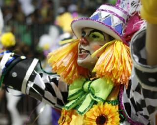 Mostra conta a história do carnaval de Três Rios (Foto: PMTR/ Cubo Comunicação Integrada)