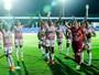 Bagé comemora empate com o Corinthians e classificação à semifinal
