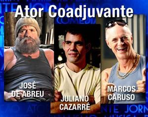 Ator Coadjuvante (Foto: Domingão do Faustão / TV Globo)