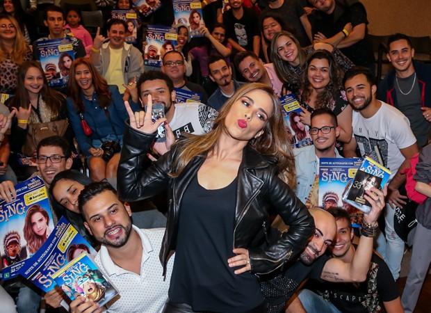 Wanessa Camargo (Foto: Manuela Scarpa/Brazil News)
