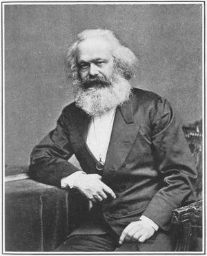 Karl Marx (Foto: Reprodução)