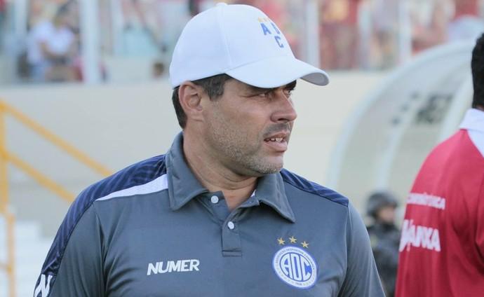 Leandro Sena, Confiança (Foto: Osmar Rios / GloboEsporte.com)