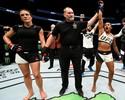 Viviane Sucuri supera Letourneau por pontos e estreia no UFC com vitória