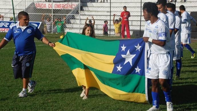 Geraldo agradece a oportunidade de ajudar o Confiança (Foto: Divulgação/ADC)