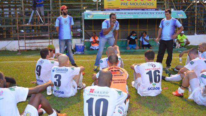 Mesmo no G4, União precisa contar com a sorte para classificar (Foto: Fernanda Bonilha)