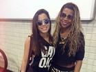 Anitta e Ludmilla serão juradas de concurso que vai escolher a nova estrela do funk