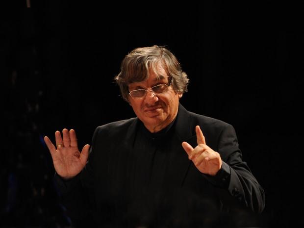 Maestro Rafael Garcia vai se apresentar no Festival Virtuosi (Foto: Caroline Bittencourt/Divulgação)