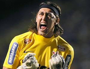 Cassio Goleiro Corinthians (Foto: Agência Reuters)