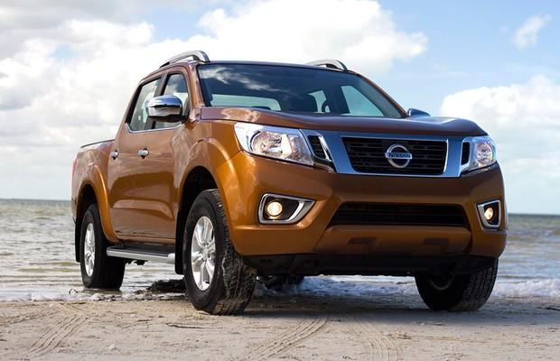 Hilux 2018 Diesel Mexico >> Nova Nissan Frontier terá motor 2.3 turbodiesel na Europa - AUTO ESPORTE | Notícias