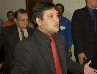 Alberto Maia, advogado e diretor jurídico do Paysandu (Foto: Marcelo Seabra/O Liberal)