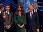 Grávida, Kate Middleton vai a primeiro evento depois de internação