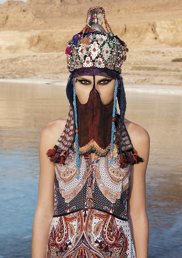 Foto de Jacques Dequeker na Jordania (Foto: Jacques Dequeker)
