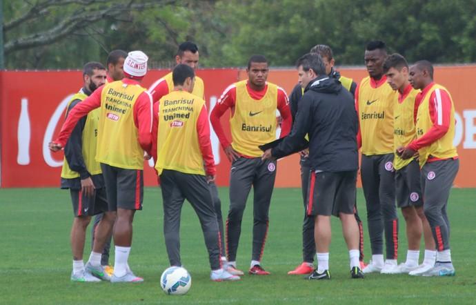 inter internacional treino ct (Foto: Eduardo Deconto/GloboEsporte.com)