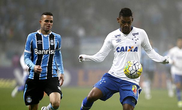 Cruzeiro e Grêmio se enfrentam nesta quarta (26), pela Copa do Brasil (Foto: Reprodução GE)