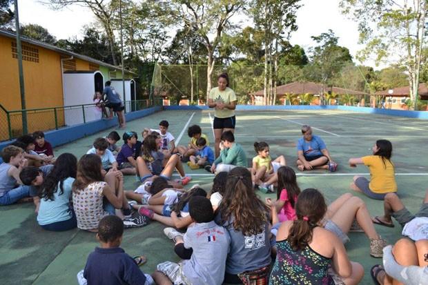 Acampamento Aruanã (Foto: Reprodução/Facebook)