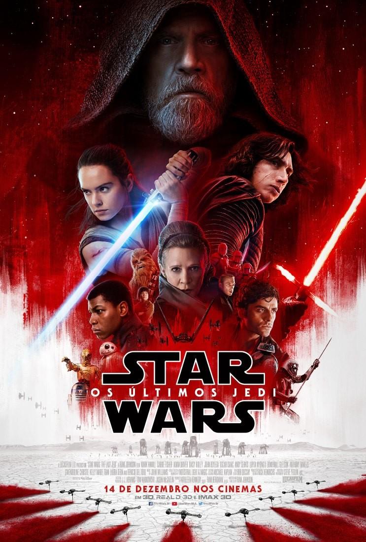 Cartaz do Star Wars 8 (Foto: Reprodução)