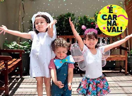 Carnaval com as crianças: os cuidados para curtir sem sustos