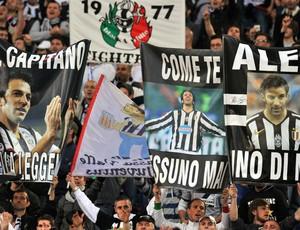 Bandeira Del Piero Juventus (Foto: AFP)