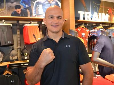 Junior Cigano UFC MMA (Foto: Raphael Marinho)