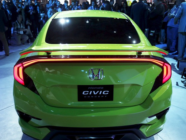 Honda Civic Concept (Foto: Shannon Stapleton/Reuters)