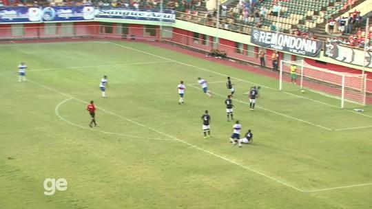 Atlético-AC sai na frente, mas Remo empata e leva vantagem para Belém