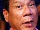 Presidente filipino chama embaixador dos EUA de 'gay'