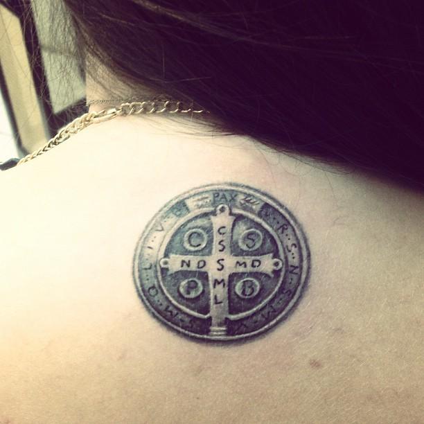 Andressa mostra tatuagem finalizada (Foto: Reprodução / Instagram)