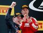 Verstappen vence em estreia na RBR e faz história. Hamilton e Nico batem