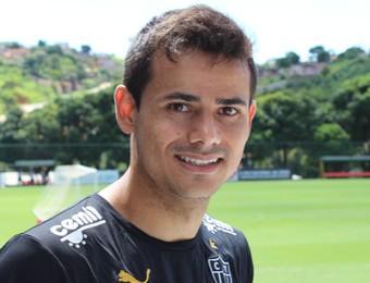 Cesinha, Treino do Atlético-MG (Foto: Mauricio Paulucci)