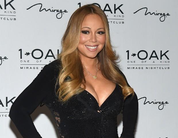 Mariah Carey deve fazer show em Copacabana na virada do ano (Foto: Ethan Miller/Getty Images)
