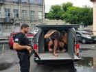 Polícia Civil transfere 17 detentos de Autazes para presídios em Manaus