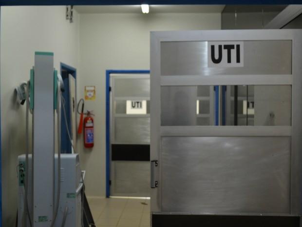 Contaminação em UTI foi descoberta no início do mês (Foto: José Manoel/ Rede Amazônica)