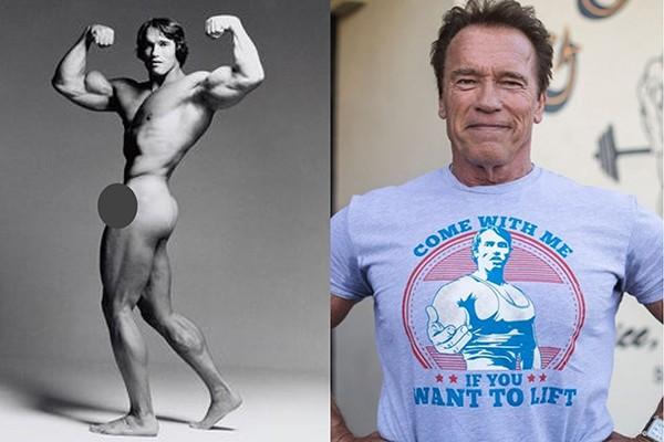 Arnold Schwarzenegger (Foto: Reprodução)
