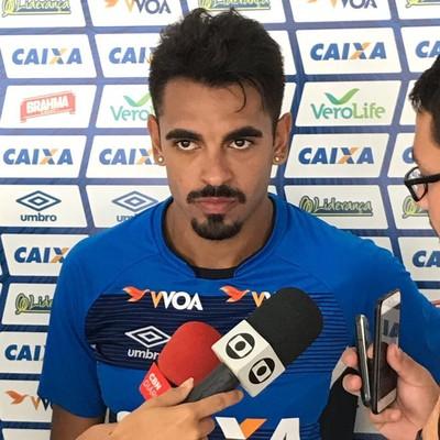 Júnior Dutra Avaí (Foto: André Palma Ribeiro/Avai F.C.)
