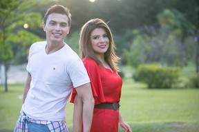 Mara Maravilha e Biel Torres estão noivos (Foto: Pingu no i Produções / Divulgação)