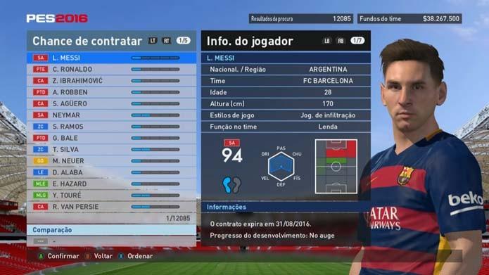 Lionel Messi (Foto  Reprodução Murilo Molina) a7e473f2d486a