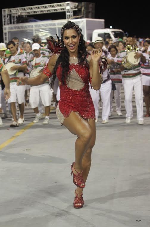 Gracyanne Barbosa (Foto: Leo Franco/Agnews)