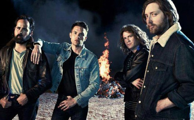 The Killers se apresenta no Hangout Music Festival (Foto: Divulgao)