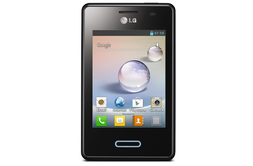 lg optimus l3 2 celulares e tablets techtudo. Black Bedroom Furniture Sets. Home Design Ideas