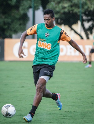 Jô, Atlético-MG, treino, Cidade do Galo (Foto: Bruno Cantini / Site Oficial do Atlético-MG)