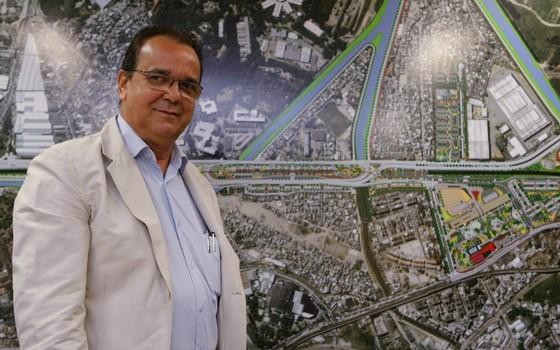O ex-secretário de obras do Rio de Janeiro Hudson Braga (Foto: Fábio Guimarães / Extra / Agência O Globo)