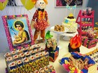 Preta Gil comemora 7 meses da neta e faz festa com tema de São João