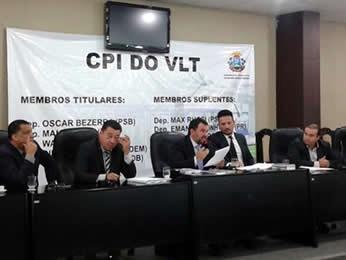 CPI do VLT. (Foto: Andressa Boa Sorte/TVCA)