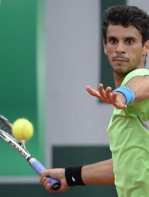 Rogerinho primeira rodada Roland Garros (Foto: AFP)