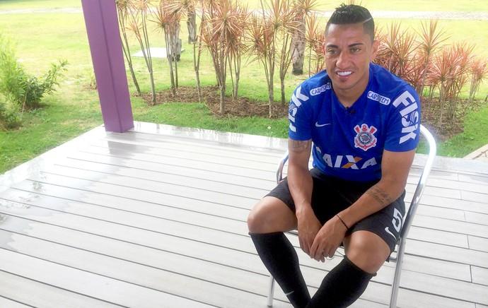 Ralf Corinthians entrevista especial (Foto: Diego Ribeiro)