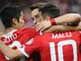 Joia alemã faz hat-trick, Mainz vence e só vê Bayern e Borussia na sua frente