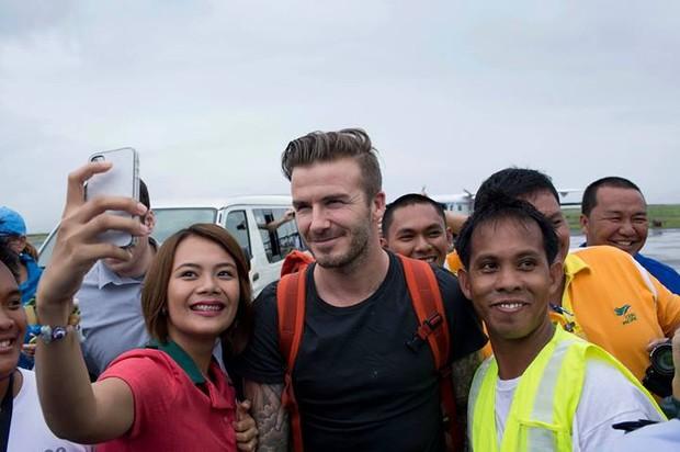 David Beckham (Foto: Facebook/Reprodução)